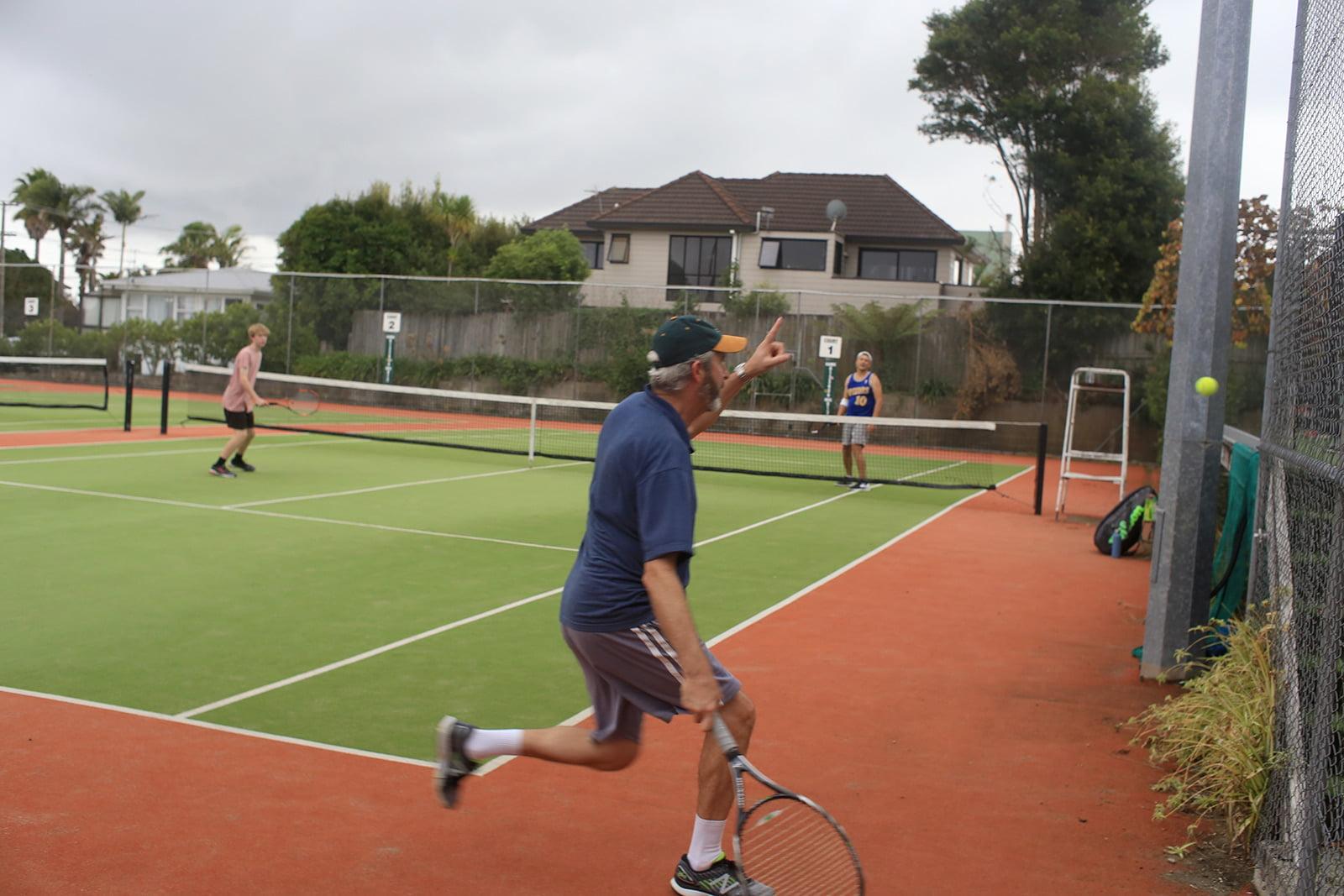 Torbay Tennis Club Champs